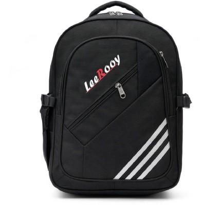 58% OFF on LeeRooy BAH Lee Rooy School Bag - BG31BLK Waterproof School Bag( 94af3bf73c69c