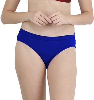 FEMULA Women Hipster Dark Blue Panty(Pack of 2)