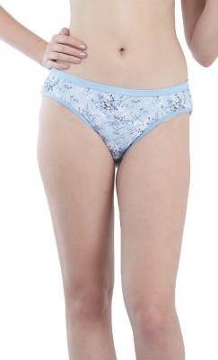 FEMULA Women Hipster Blue Panty(Pack of 2)
