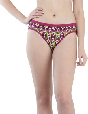 FEMULA Women Hipster Purple, Blue, Red Panty(Pack of 2)