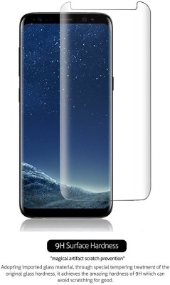 CALOSC Tempered Glass Guard for Samsung Galaxy Note 8(Pack of 1)