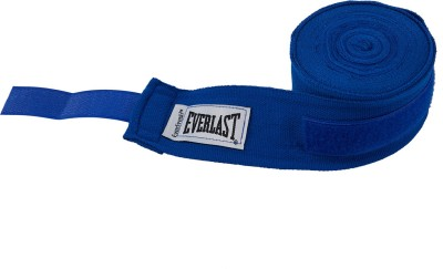 Everlast 180'' Hand Wraps Blue Boxing Hand Wrap(Blue, 120 inch)