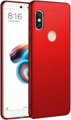 Sweven Back Cover for Mi Redmi Y2 Red