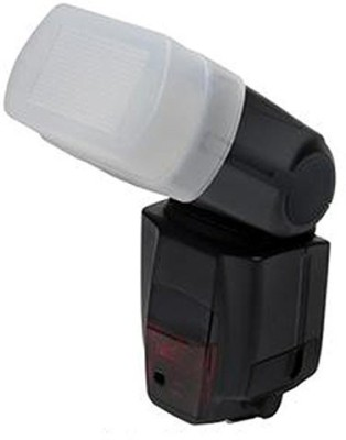 Ginni Flash Bounce Diffuser Reflector for Nikon Canon Vivitar Flashes camera Diffuser(White)  available at flipkart for Rs.999