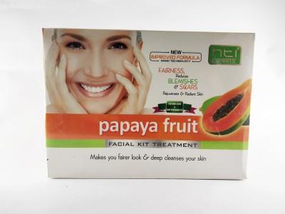 Papaya fruit facial