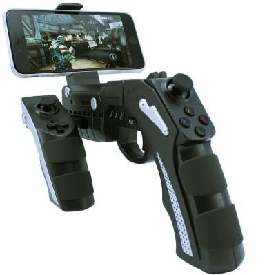 Microware PG-9057  Gamepad(Black, For Android, PC) at flipkart