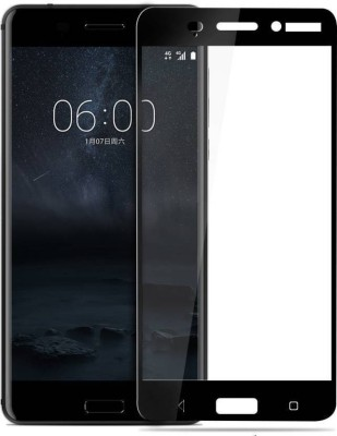jics Tempered Glass Guard for Nokia 6 Tempered Glass Guard(Pack of 1)