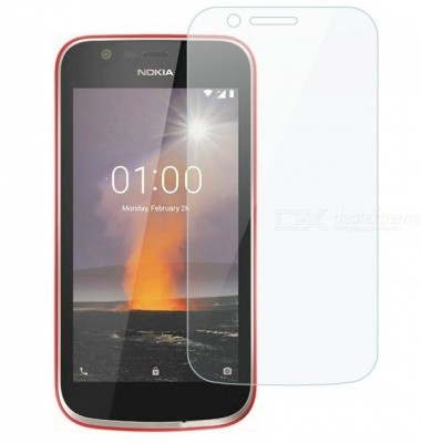 MRNKA Tempered Glass Guard for Nokia 1(Pack of 1)