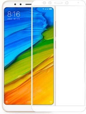 SESS XUSIVE Tempered Glass Guard for Xiaomi Redmi Mi Note 5 2.5D Full Cover Color Tempered Glass