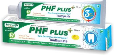 Arogya PHF plus Toothpaste(200 g, Pack of 2)
