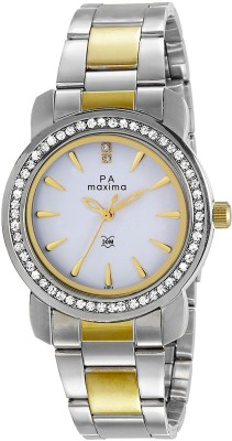 Maxima 43011CMLT Analog Watch - For Women