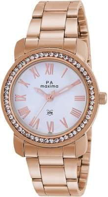 Maxima 42991CMLR  Analog Watch For Girls
