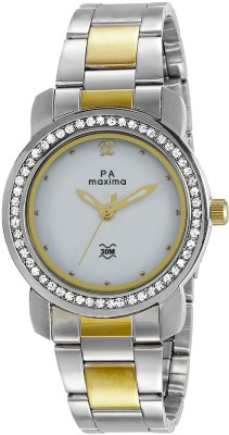 Maxima 43015CMLT  Analog Watch For Women
