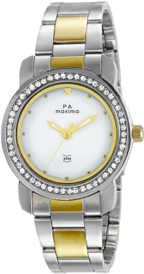 Maxima 43013CMLT  Analog Watch For Women