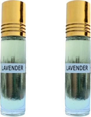 ASHTAAROMAS 399 Lavendar Attar Pack of 2 (8 ML Each) Herbal Attar(Floral)  available at flipkart for Rs.799