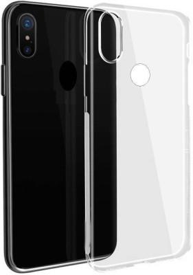 Mozette Back Cover for Mi Redmi Note 5 Pro Transparent