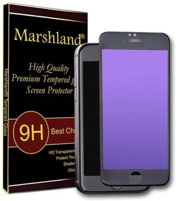 Marshland Tempered Glass Guard for Apple iPhone 7 Plus, Apple iPhone 8(Pack of 1)