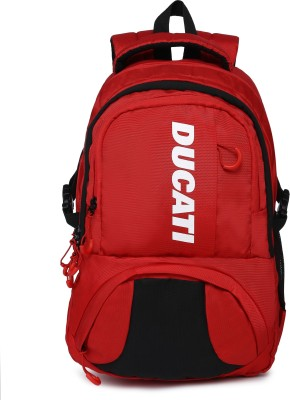 Ducati RIDER 19 L Laptop Backpack(Red)