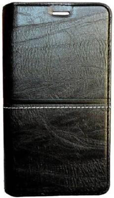 AUTOCASE Flip Cover for Apple iPhone 7 Black, Grip Case