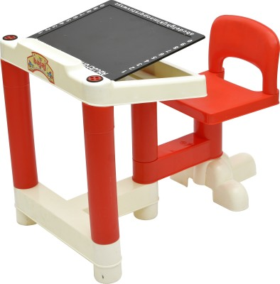 STEPUPP Metal Desk Chair(Finish Color - Green)