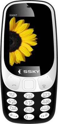 I Kall K301 Combo of two mobile(Red & Black white)