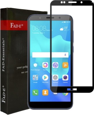 FAD-E Edge To Edge Tempered Glass for Honor 7S(Pack of 1)
