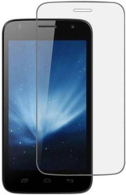 Desirtech Tempered Glass Guard for Micromax Canvas Turbo Mini A200(Pack of 1)
