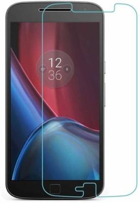 Desirtech Tempered Glass Guard for Motorola Moto G(Pack of 1)