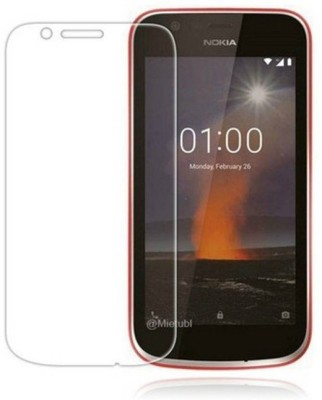 Tough Lee Tempered Glass Guard for Nokia 6.1(Pack of 1)