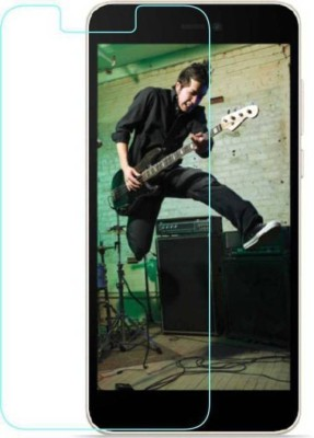 MOB Tempered Glass Guard for Micromax Canvas Spark 3 Q385(Pack of 1)