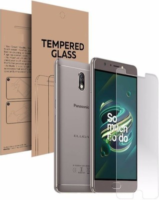 SRT Tempered Glass Guard for Panasonic Eluga Ray X(Pack of 1)