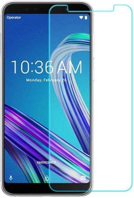 Desirtech Edge To Edge Tempered Glass for SAMSUNG GALAXY M30(Pack of 1)