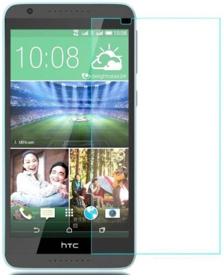 Desirtech Tempered Glass Guard for HTC Desire 820G Plus(Pack of 1)