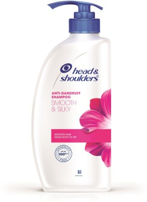 Head and Shoulders Smooth and Silky Shampoo 675ml