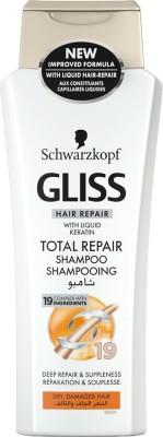 Schwarzkopf Gliss Hair Repair with Liquid Keratin Total Repair Shampoo 250 ml(250 ml) Flipkart