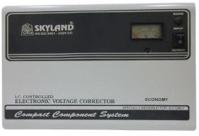 SKYLAND 4K170 VOLTAGE STABALIZER Grey