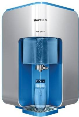 Image of Havells UV Plus 7L UV + UF Water Purifier which is one of the best water purifiers under 10000