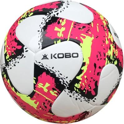 Kobo Glider Football   Size: 5 Pack of 1, White