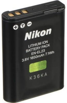 Nikon nikonen el23 Camera Lithium ion Yes  Nikon Camera Accessories