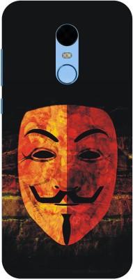 Parikshit Sublimation Back Cover for Redmi MI Note 5 (3D Printed) Premium Quality(Black, Hard Case)