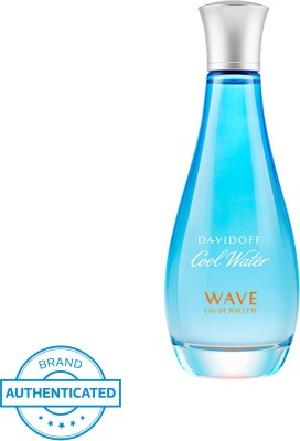 Davidoff Cool Water Wave EDT  -  100 ml(For Women)