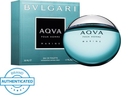 Bvlgari Aqva PH Marine EDT 50ml Eau de Toilette  -  50 ml(For Men)