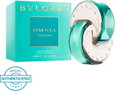 Bvlgari Omnia Paraiba Eau de Toilette  -  40 ml(For Women)