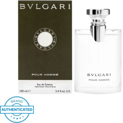 Bvlgari Pour HoMMe EDT Men Spray 100 ml