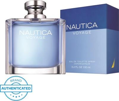Nautica Voyage EDT  -  100 ml(For Men)