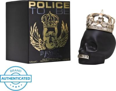 Police To Be King Eau de Toilette  -  125 ml(For Men)