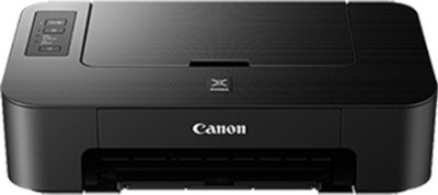 Canon PIXMA TS207 Single Function Color Printer Black, Ink Cartridge