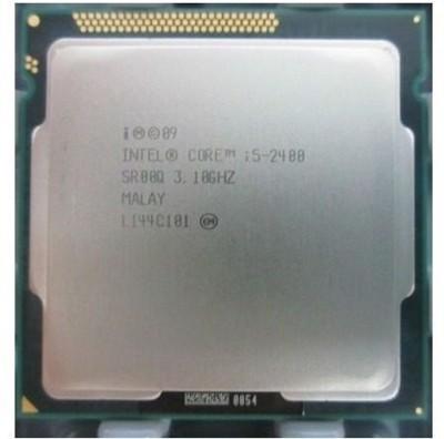 Intel 3.1 GHz LGA 1155 2400 Processor(Silver) at flipkart