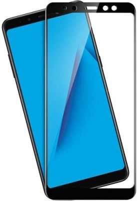 7Rocks Tempered Glass Guard for Samsung Galaxy A8 Star(Pack of 1)