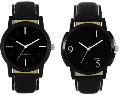 Stylent New Festival Season Special Collection (combo-2)ST0506 Casual Analogue Black Dial Stylish Watch   wrist Analog Watch  - For Women
